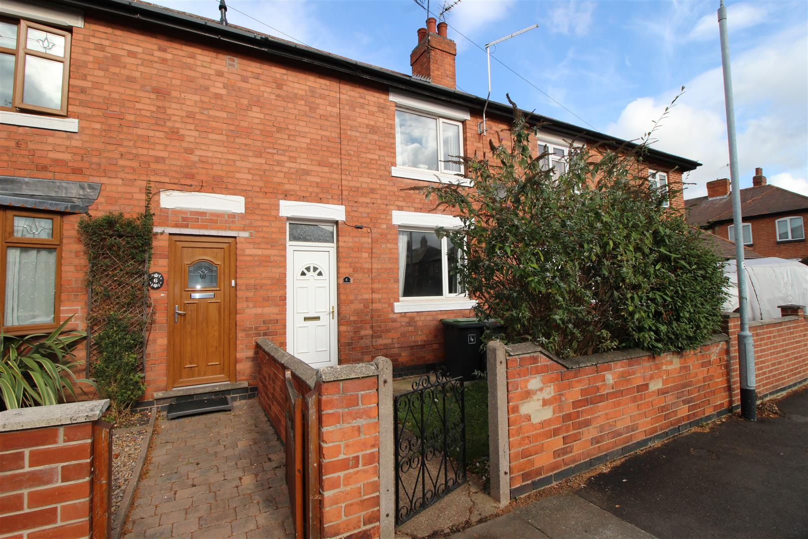 2 Bedrooms Terraced House for sale in Birch Avenue, Beeston Rylands